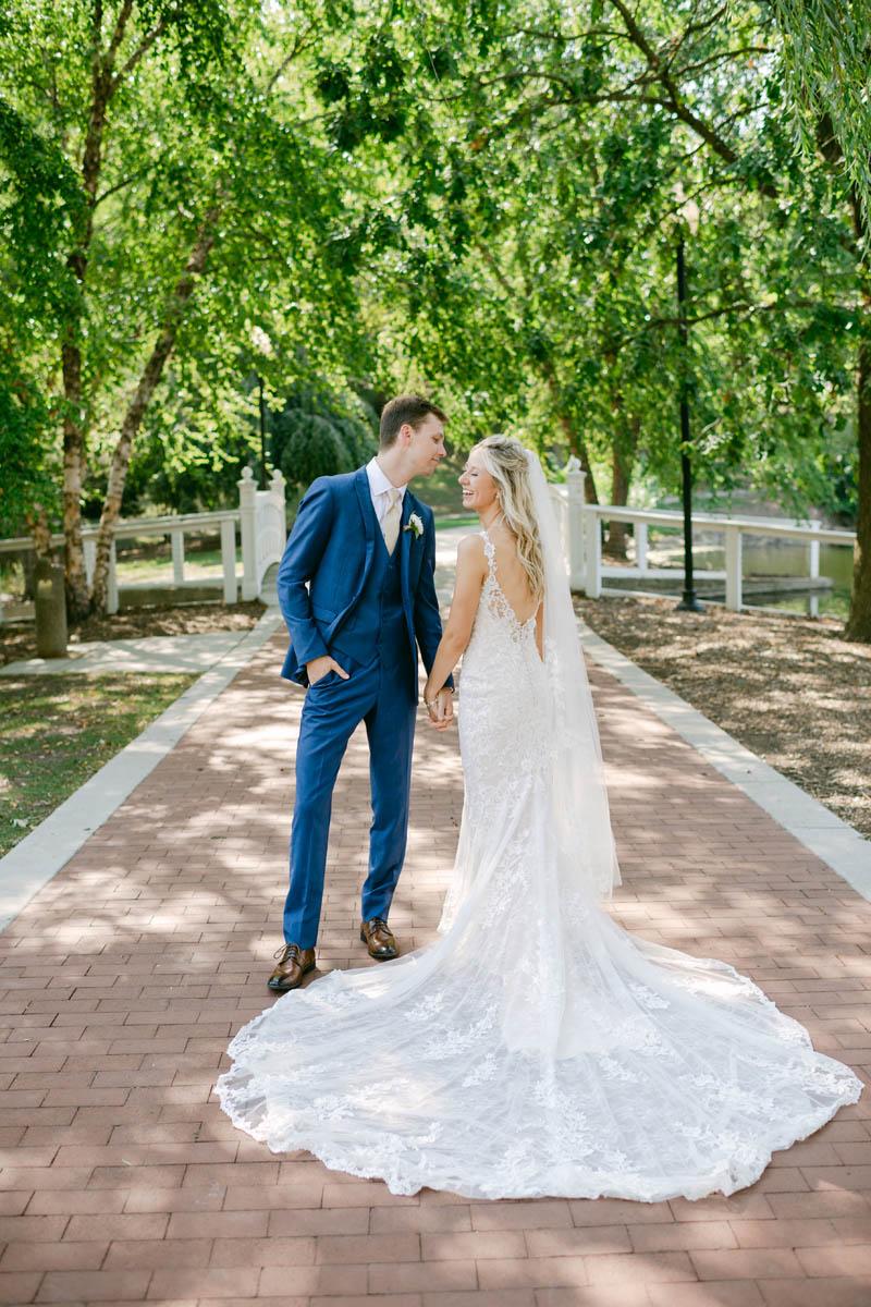 Lord's Park wedding