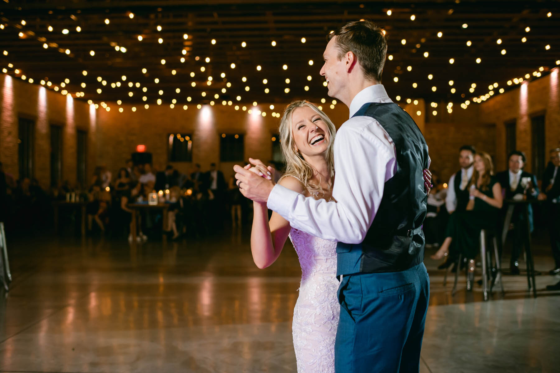 Brix wedding first dance