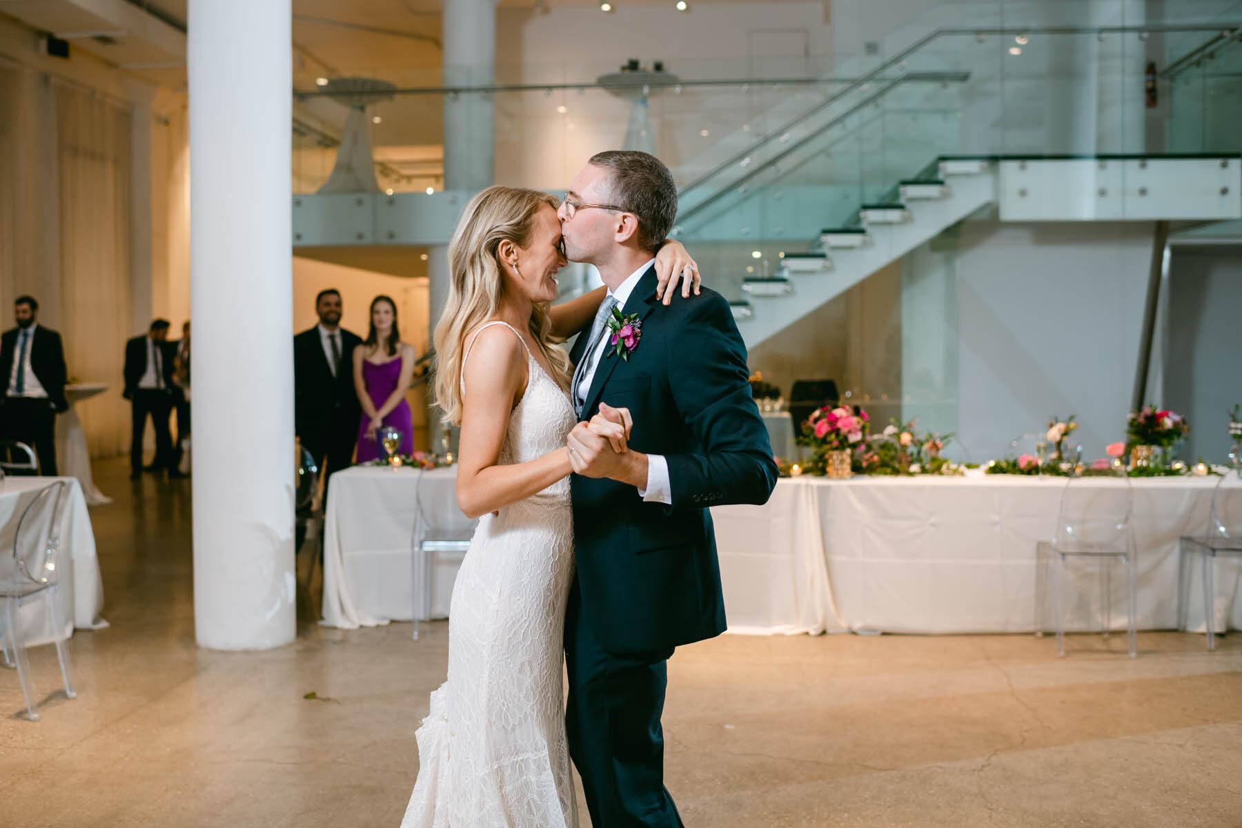 Chez wedding first dance