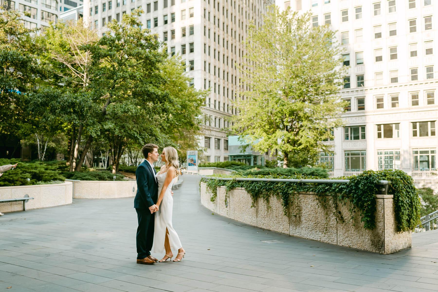 Best Chicago Engagement Location